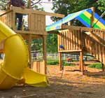 How to Assemble a Child's Play Structure Kit
