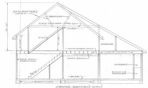 Four Bedroom Cabin Plans