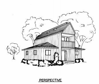Energy Efficient House Plan