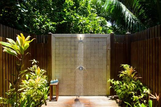 Outdoor Shower Project